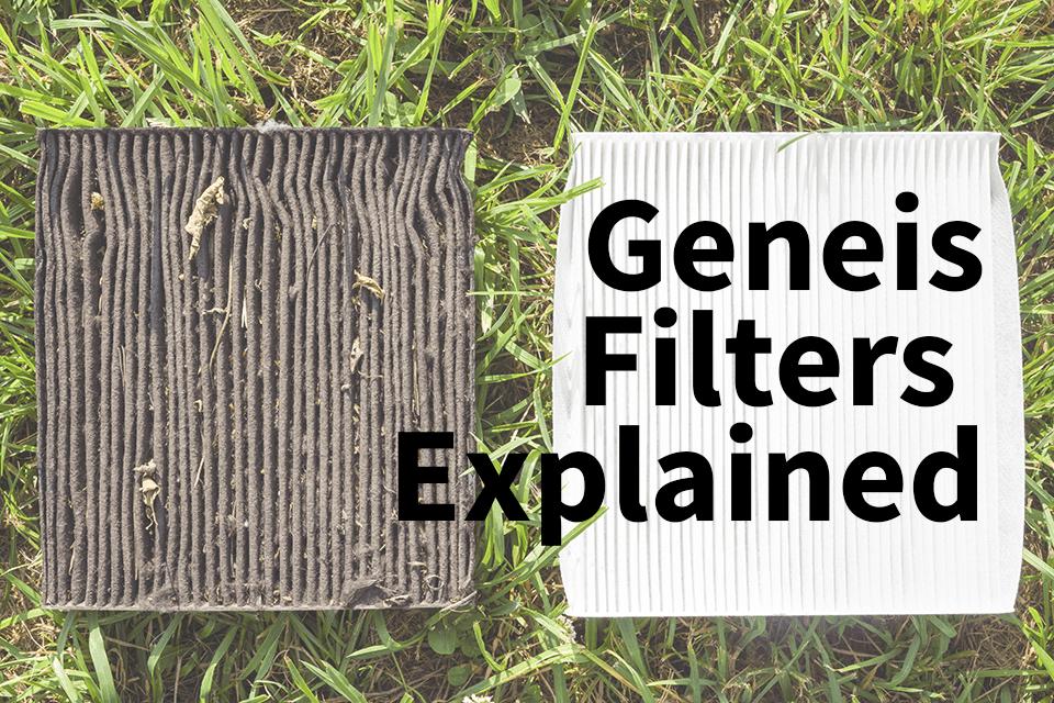 genesis filter